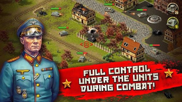 World War II: Eastern Front Strategy game pc screenshot 1
