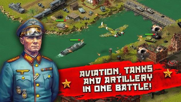 World War II: Eastern Front Strategy game pc screenshot 2