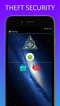 Don't Touch My phone Third Eye anti-theft security pc screenshot 1