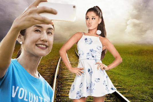 Selfie With Ariana Grande pc screenshot 1