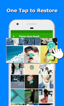 Restore Deleted Photos - Recover Deleted Pictures pc screenshot 1