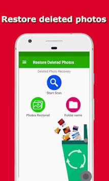 Restore Deleted Photos - Recover Deleted Pictures pc screenshot 2