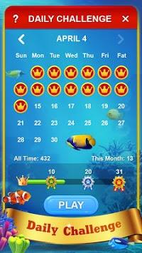 Solitaire - Fish pc screenshot 1