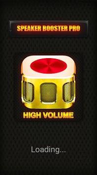 Loud Volume Booster : Amplifier Speaker Phone Pro pc screenshot 1