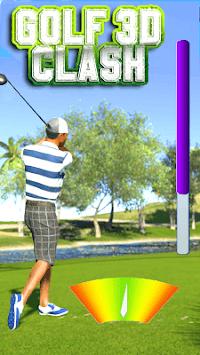 Golf 3D Sports pc screenshot 1