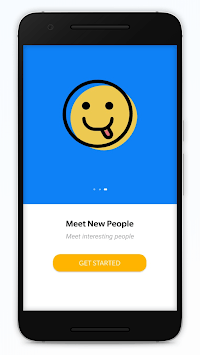 Free Random Chat & Meet new People - Stranger Chat pc screenshot 2