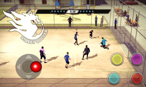 Street Football Super League pc screenshot 1