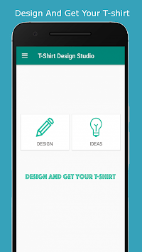 T-Shirt Design Studio pc screenshot 1