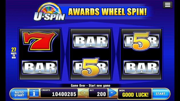 Cash Wheel Slot pc screenshot 1