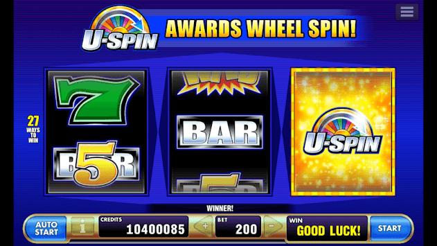 Cash Wheel Slot pc screenshot 2