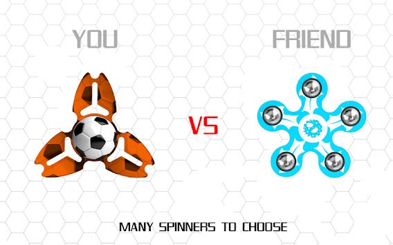 Fidget Spinner Battle With Friends pc screenshot 1