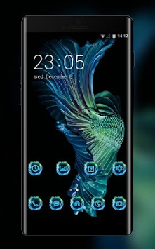 Theme for huawei mate20 pc screenshot 1