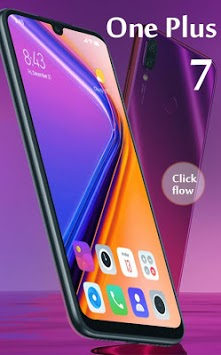Colorful theme OnePlus 7 Pro launcher for PC Windows or MAC