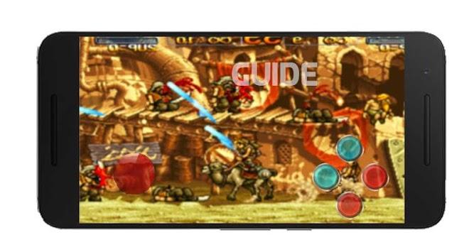 Guide Of Metal Slug 3 pc screenshot 1
