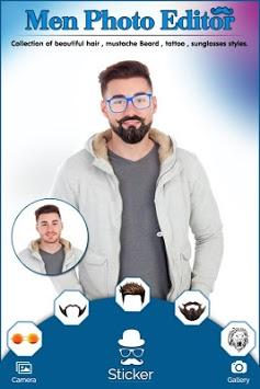 Handsome : Man Photo Editor pc screenshot 1
