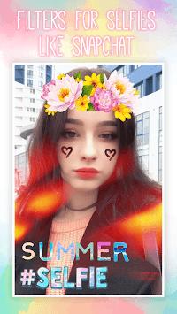 Filters for selfie like snapart camera pc screenshot 2