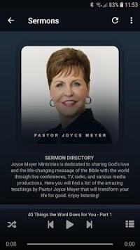 Joyce Meyer's Podcasts & Devotional pc screenshot 1