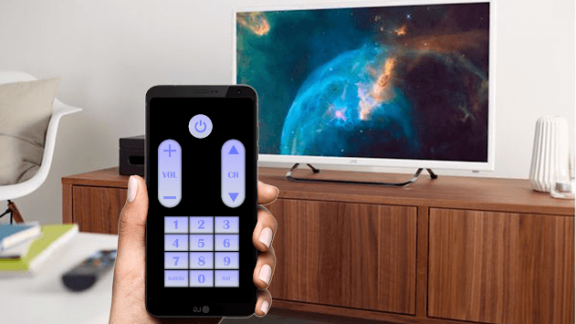 Remotely Control TV pc screenshot 1