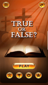True or False? (Bible Quiz) pc screenshot 1