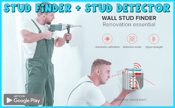 Stud finder pc screenshot 1