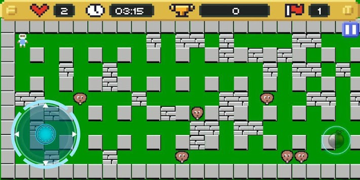 Bomber Hero - Bomber Legend pc screenshot 1