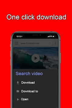 Video Downloader  -Free Download & HD pc screenshot 1