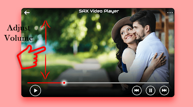SXS Video Player - sxPlayer : Movie Player pc screenshot 2