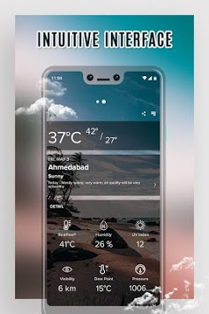 Live Weather & Local Weather pc screenshot 1