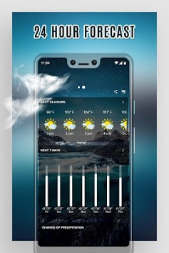Live Weather & Local Weather pc screenshot 2