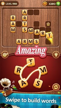 Word Puzzle Music Box: Scramble Words Games pc screenshot 1