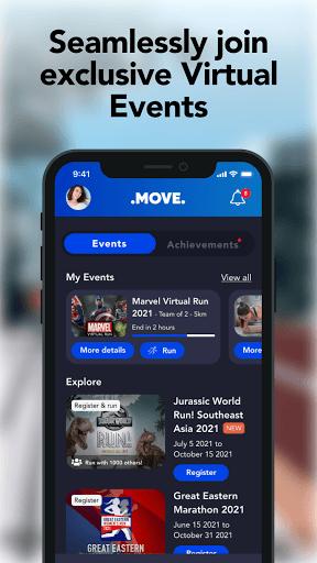 MOVE by LIV3LY PC screenshot 2