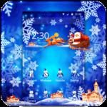 Snowflake Christmas Ice Frozen icon