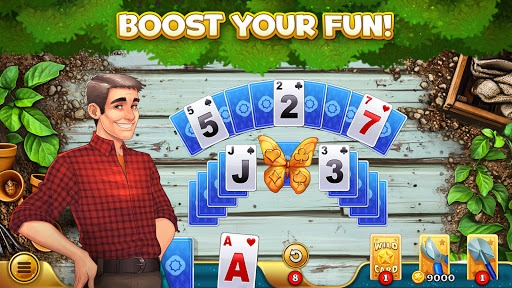 Solitales: Garden & Solitaire Card Game in One PC screenshot 3
