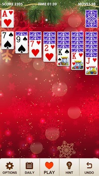 Solitaire pc screenshot 1