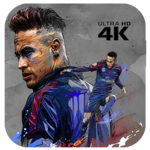 Neymar Wallpapers foot ball HD icon