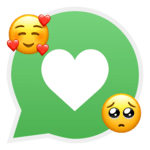 Love Story Chat — virtual story messenger icon