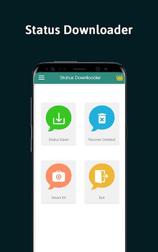 Status Downloader - Status Downloader for Whatsapp PC screenshot 1