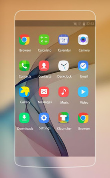 Theme for Galaxy On Nxt HD pc screenshot 1