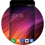 Theme for Note 4 Redmi Wallpaper HD icon