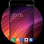 Theme for Note 4 Redmi Wallpaper HD for pc logo