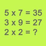Multiplication Table for pc logo