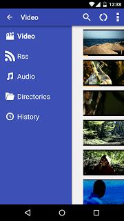 BitX Torrent Video Player pc screenshot 1