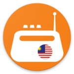 Malaysia Radio, Station, Tuner icon
