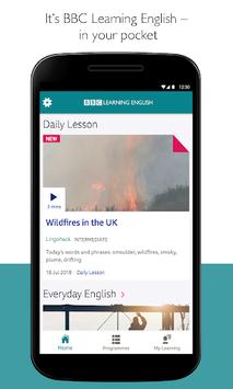 BBC Learning English PC screenshot 1