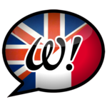 Word up! English-French icon
