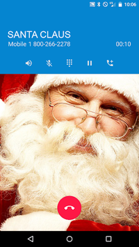 Answer call from Santa pc screenshot 1