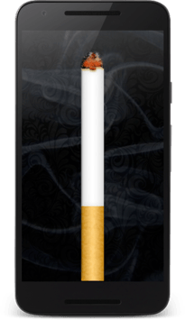 Virtual cigarette pc screenshot 1