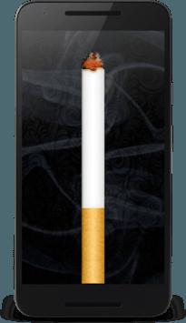 Virtual cigarette pc screenshot 1