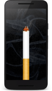 Virtual cigarette pc screenshot 2