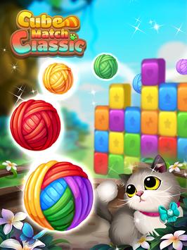 Cube Match Classic pc screenshot 1